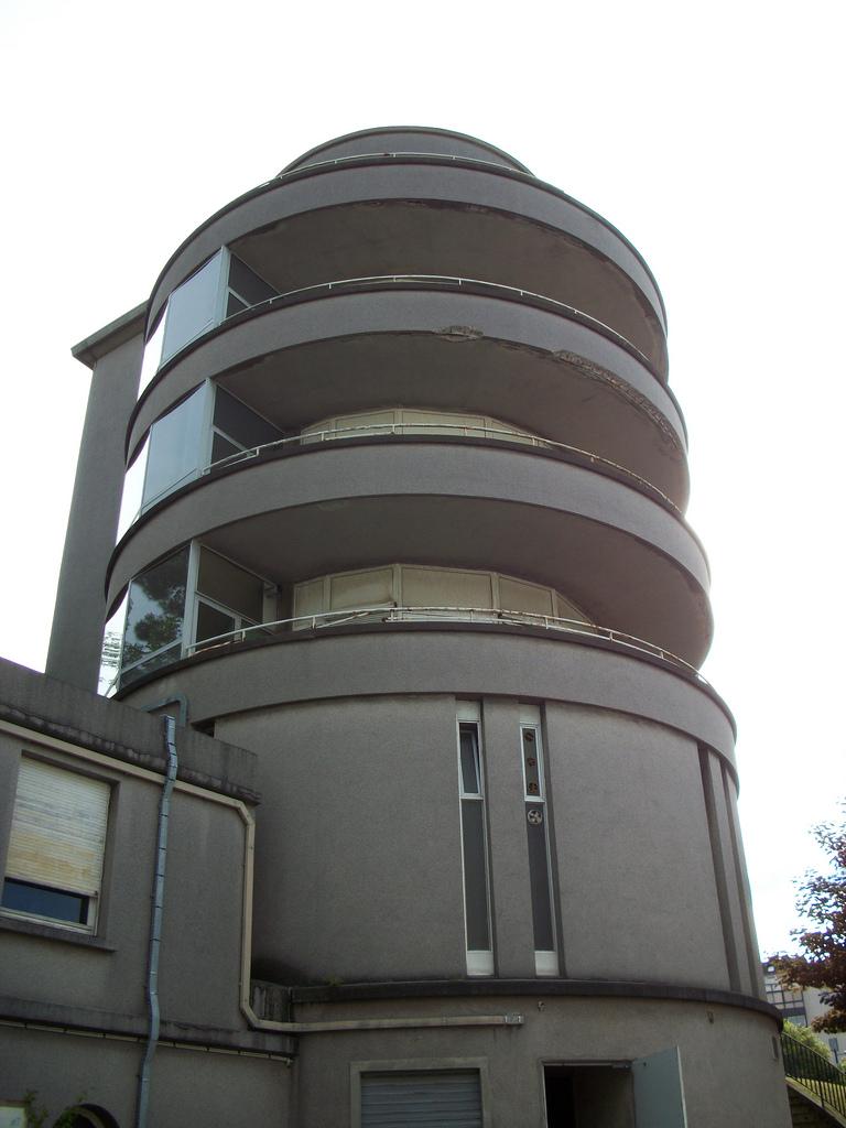 CHU Morvan - centre ville (Brest)