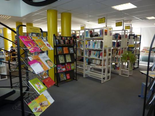 Mediathèque ESPE Brest