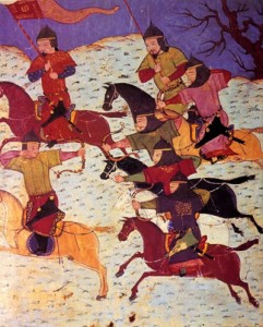 mongolscavaliersXIIIesiecle