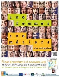 100 femmes 100 metiers