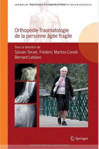 orthopédie-Traumatologie de la personne agée fragile