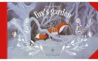 Couverture de l'album Fox's garden