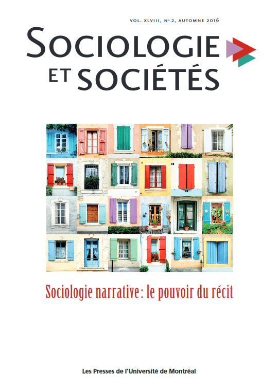 sociologie narrative