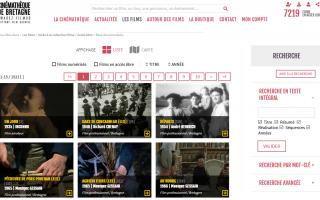 Cinémathèque de Bretagne : base audiovisuelle